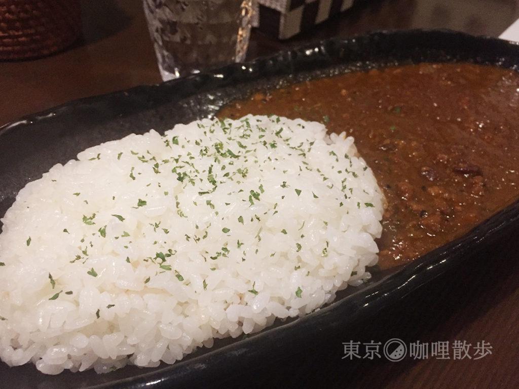 三茶カリー ZAZA ドライカリー