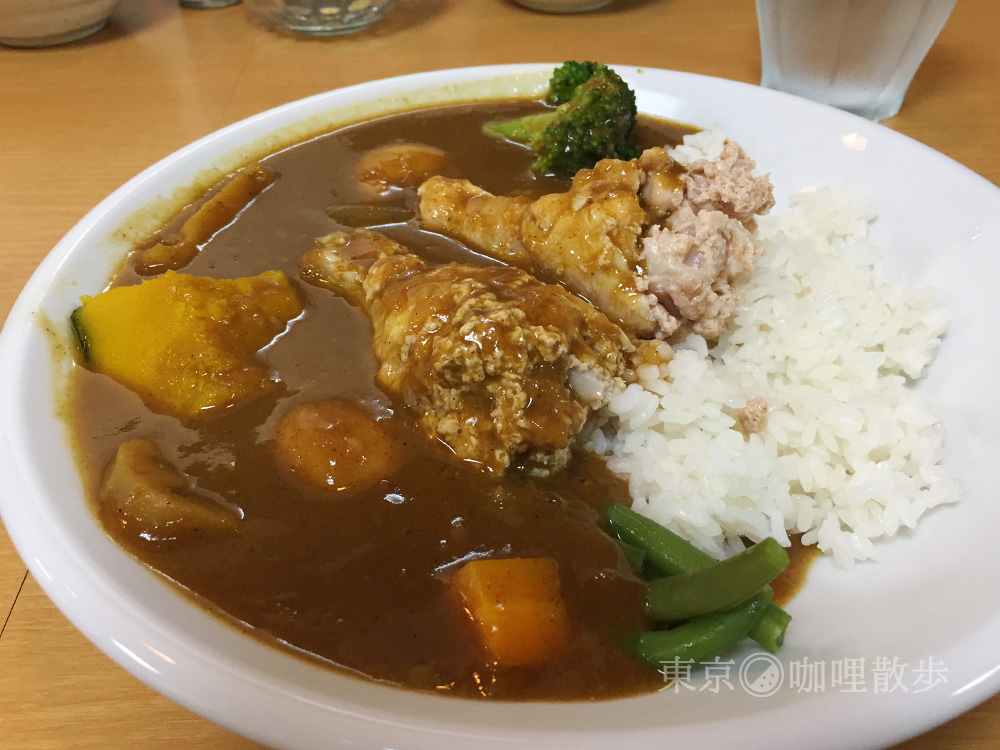 Cafe de Curry